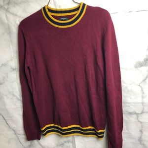 Forever 21 varsity sweater size small
